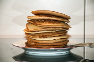 Sourdough-Pancakes