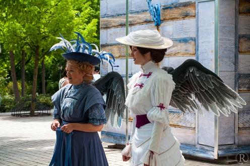 Bayreuth Wagner Open House Schauspieler