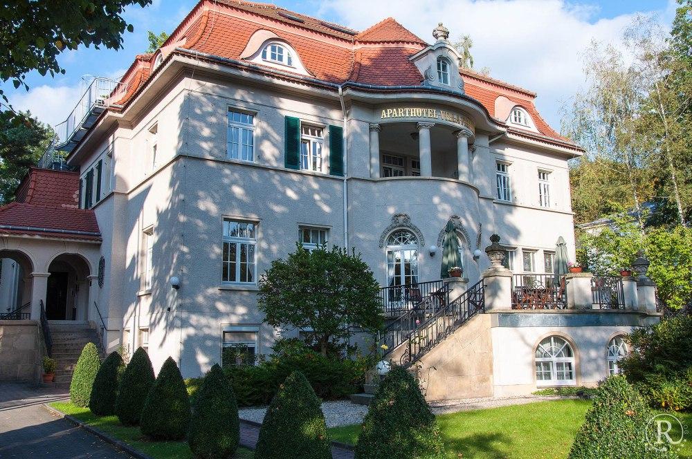 Dresden Aparthotel Villa Freisleben