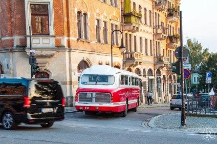 Dresden Nostalgie Bus