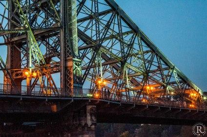 Dresden Blaue Brücke