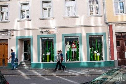 Dresden Neustadt Brillenladen Eyes-Diele
