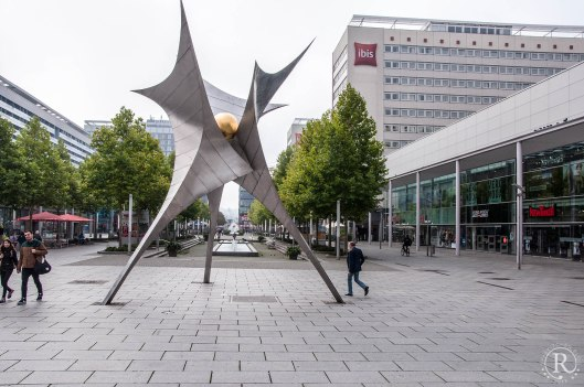 Dresden Innstadt Skulptur