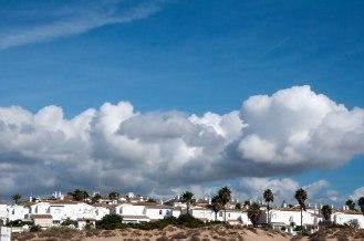 Der Strand von Chiclana de la Frontera