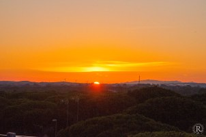 Chiclana de la Frontera - Sonnenuntergang