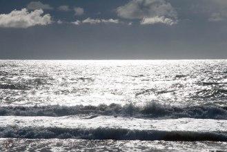 Der Strand von Chiclana de la Frontera - Licht