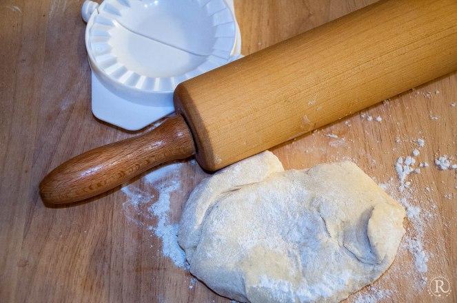 Der Teig für die Empanadillas