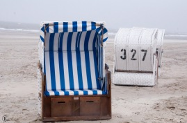 Das muss sein! Nordsee ohne Strandkorb geht garnicht